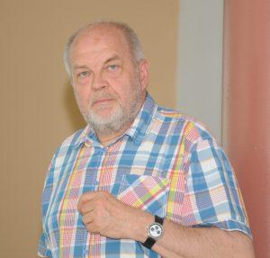 Klaus Kluge (AWO Stuttgart)