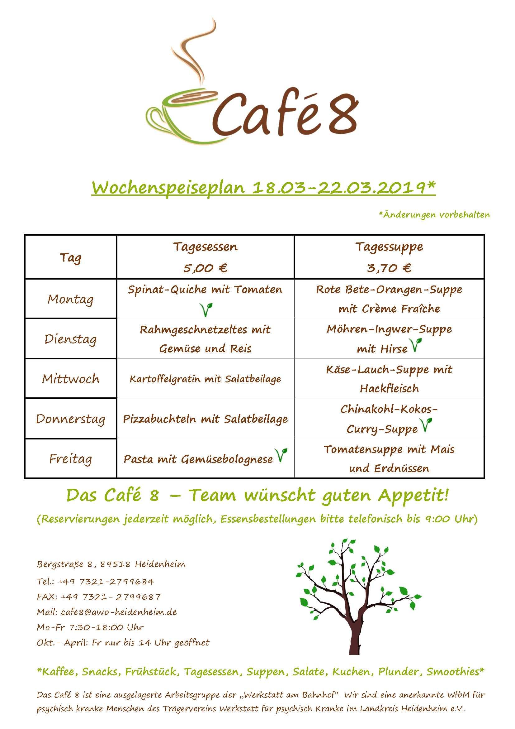 Cafe8_Wochenspeiseplan_KW12-19