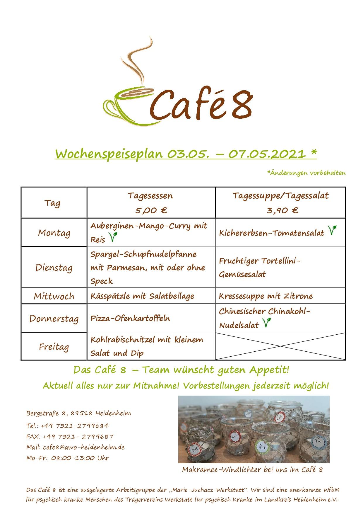 Cafe8_Wochenspeiseplan_KW18_2021